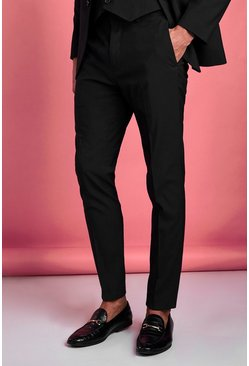 Skinny Trouser, Black