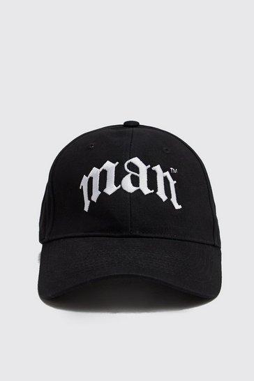 ff7df6cff Gothic M Embroidery MAN Cap