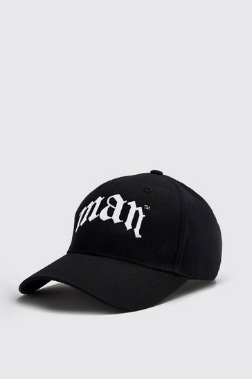 5eff3a6e5 Gothic Embroidery MAN Cap