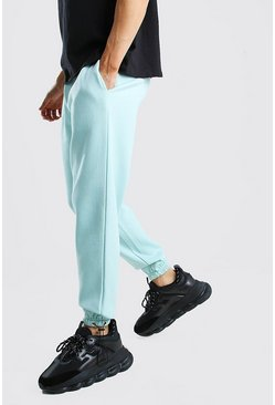 Aqua Relaxed Fit Jogger With Bungee Cords