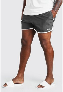 Slate Big And Tall MAN Dash Runner Swim Short