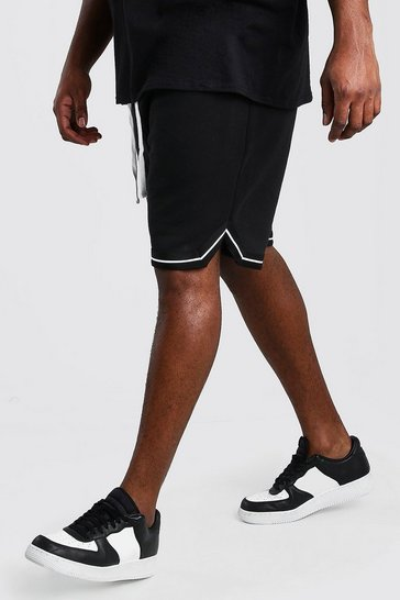 Slate Big And Tall Relaxed Fit Sports Hem Short
