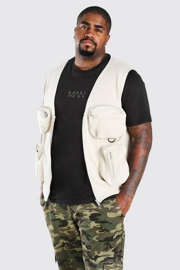 Stone Big And Tall Scuba Utility Vest