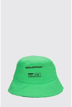 Green MAN Official Bucket Hat