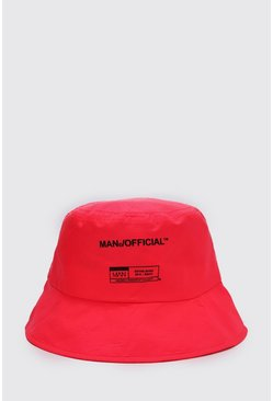 Pink MAN Official Bucket Hat