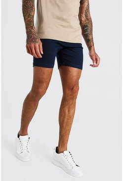 2er-Pack Slim-Fit Chino-Shorts, Mehrfarbig