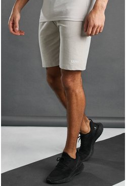 Stone MAN Active Mid Length Shorts