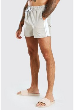 Stone MAN Official Shell Shorts With Tape