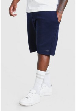 Navy Big And Tall MAN Basketball Jersey Short