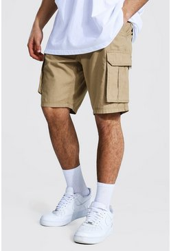 Short cargo mi-long, Roche