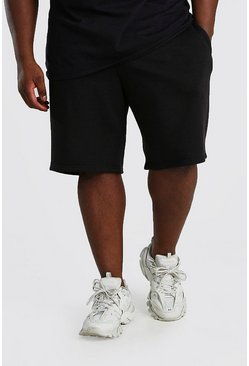 Short de basket Big And Tall HOMME Dash, Noir