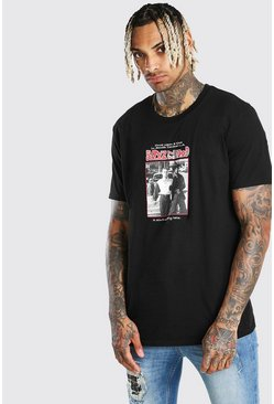 Black Boyz In The Hood License T-Shirt