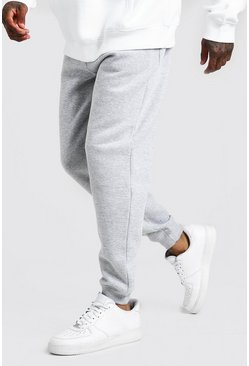 Basic Loose Fit Jogger, Grey