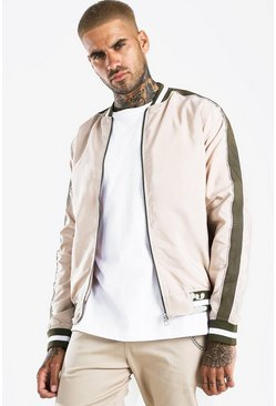 Pink Side Tape Bomber