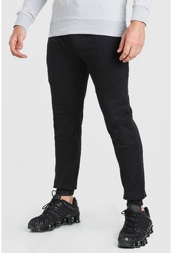 Black Basic Skinny Fit Jogger