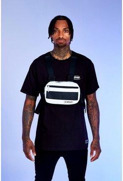 Deno Driz Harness Bag With Rubber Branding