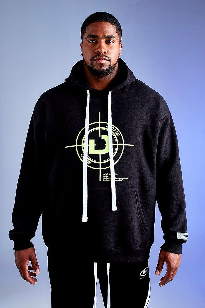 Big & Tall Hoodies Sweatshirts, Clothing, Men : Target