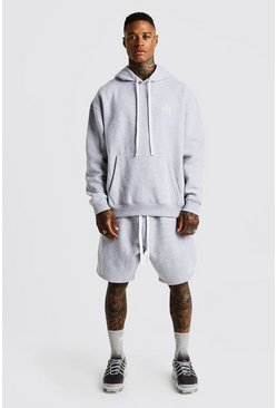 Herr Grey MAN Aesthetics Oversized Short Tracksuit