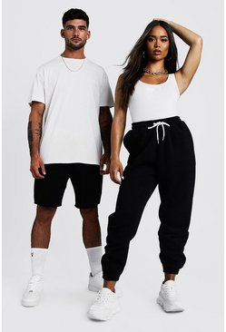 Dam Black Hers Bodysuit & Jogger Set