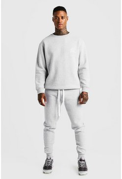 Herr Grey MAN Aesthetics Loose Fit Heavy Weight Sweater