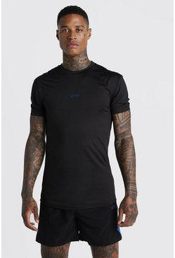 Cobalt MAN Active Muscle Fit Raglan T-Shirt