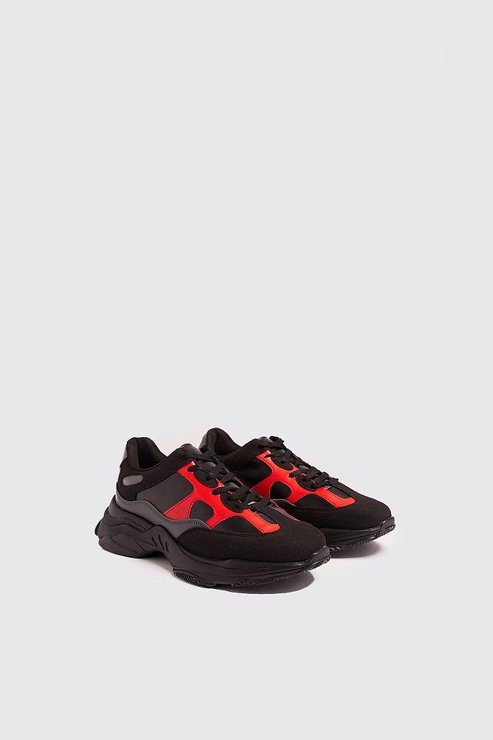 Reflektierende Sneaker