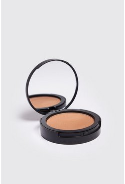 Mens Brown MAN Compact Bronzer Dark