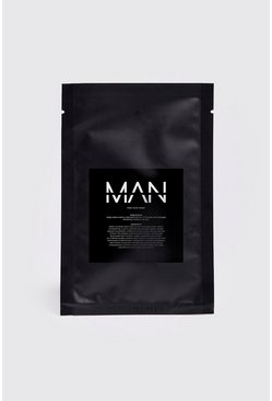Mens Clear MAN Kiwi Sheet Face Mask