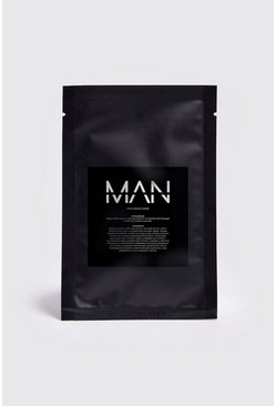 Mens Clear MAN Hyaluronic Acid Sheet Face Mask