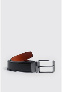 Mens Multi Reversible Belt