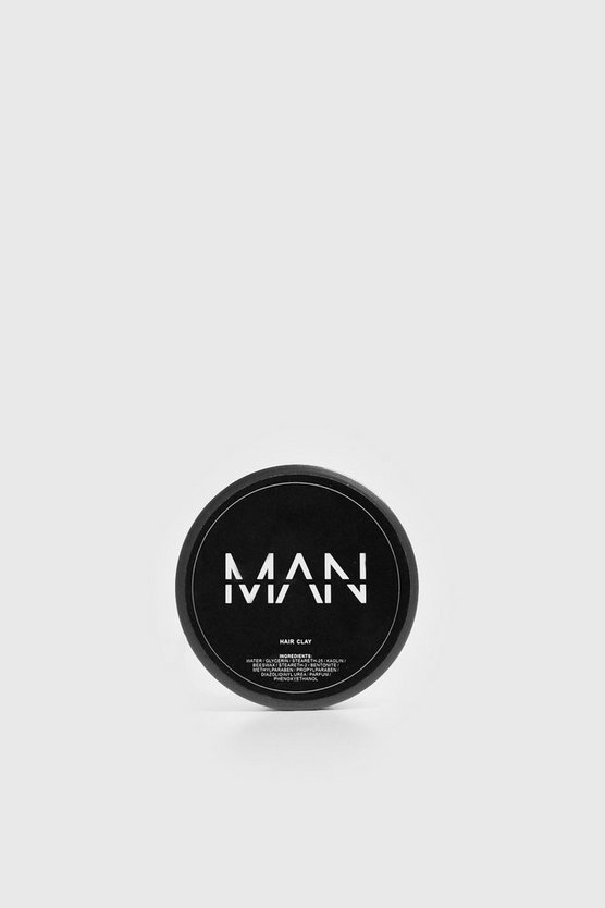 Mens Clear MAN Hair Clay