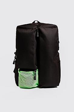 Neon Utility Backpack