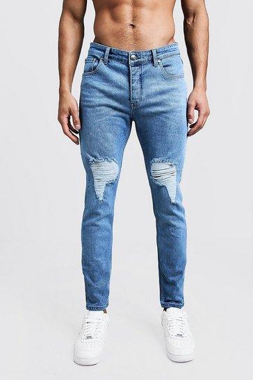d5a448ce4bea Mens Jeans | Shop Jeans For Men | boohoo