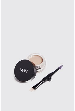Light MAN Eyebrow Cream With Brush