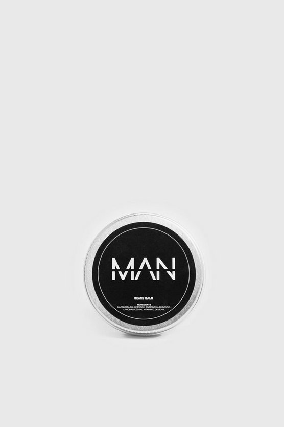 Baume à barbe MAN, Transparent, Homme