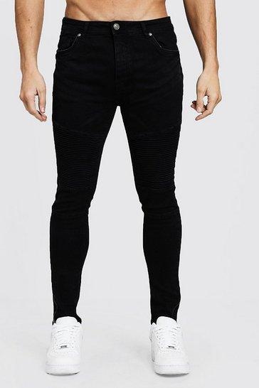 50afac4b Mens Jeans | Shop Jeans For Men | boohoo