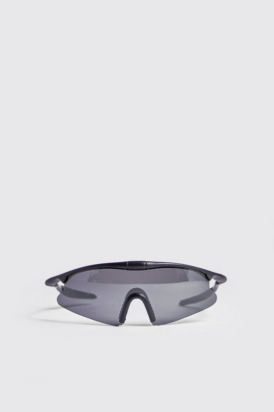 Black True Sport Sunglasses