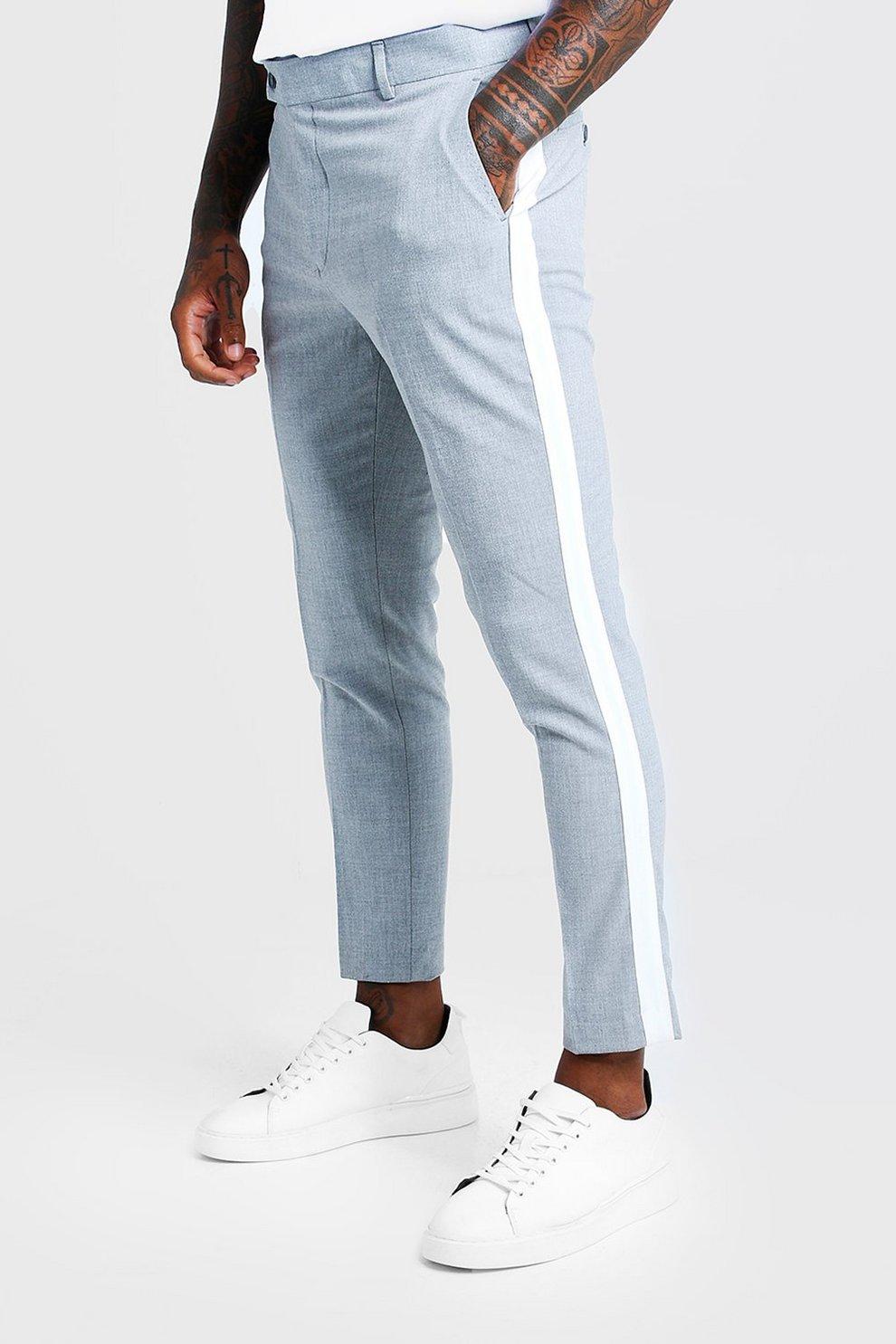 beliebt kaufen üppiges Design Bestseller einkaufen Elegante, knöchellange Hose mit Zierband