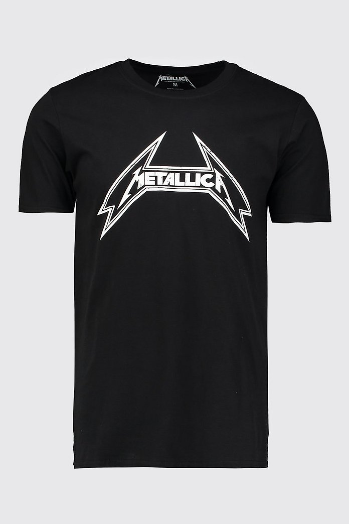 Metallica T Shirts | Redbubble