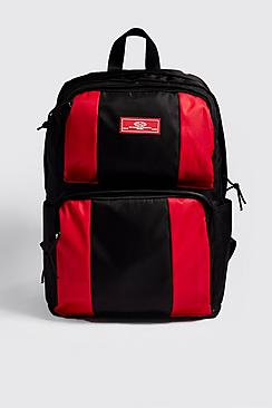 MAN Colour Block Backpack