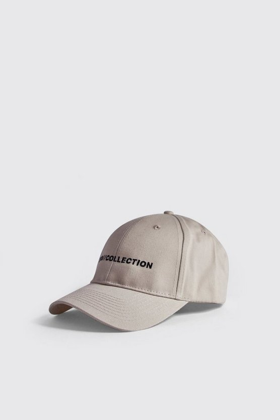 Stone 2K19 MAN Collection Embroidered Cap