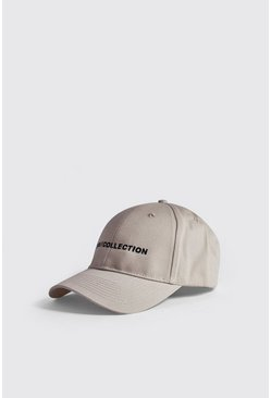 Mens Stone 2K19 MAN Collection Embroidered Cap