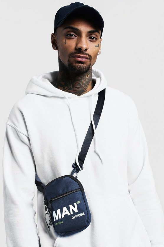 MAN Branded Mini Crossbody