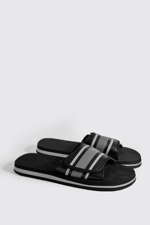 Sport Stripe Velcro Slider