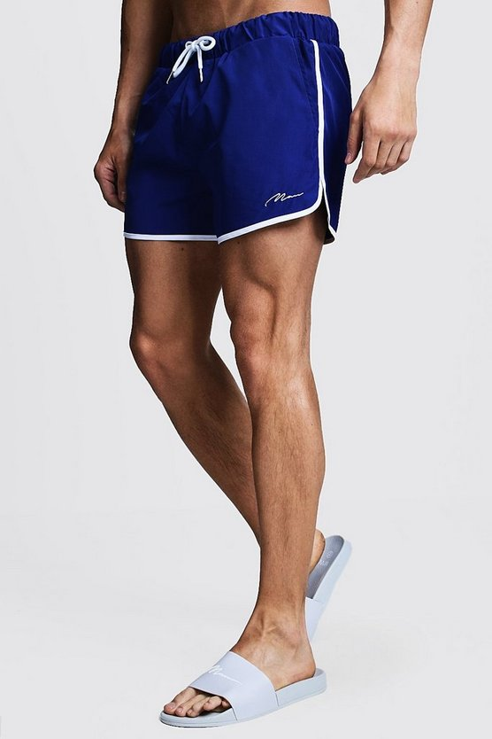 MAN Signature Runner Swim Short