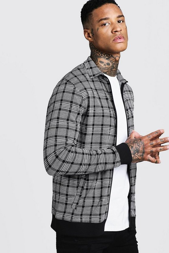 Jacquard Smart Coach Jacket