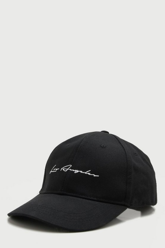 Los Angeles Embroidered Cap