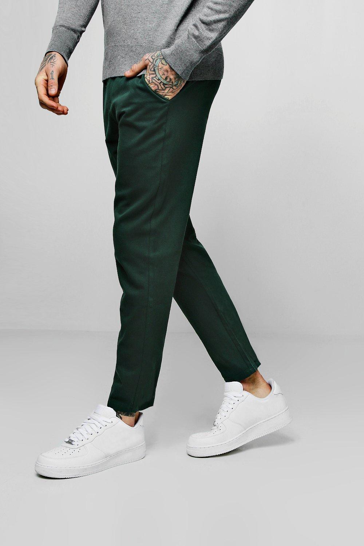 Drawcord Waist Slim Fit Chino Trouser