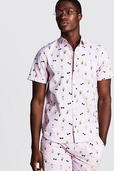 8b6ead84314794 Mens Shirts | Shop Shirts For Men | boohoo