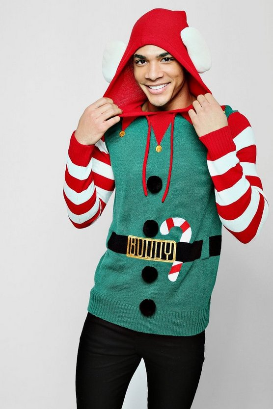 Character Christmas Jumper